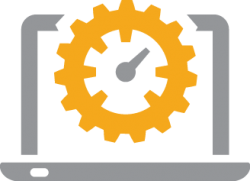 VDC management icon
